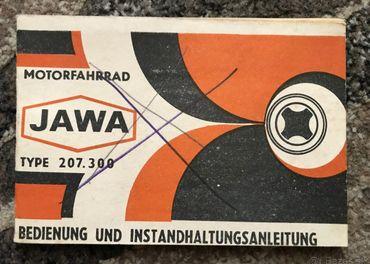 Babetta 207.300 - Návod v Nemeckom jazyku