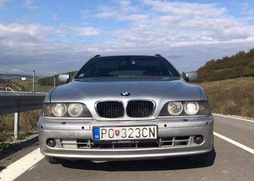 BMW RAD E39 530d 142kW AUTOMAT 5st.