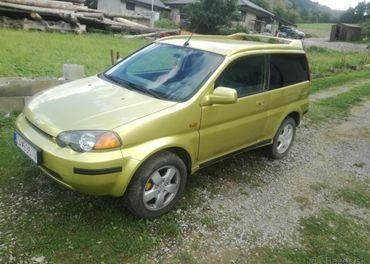Honda hrv, 1,6i, 4x4, 77kw, r.2000