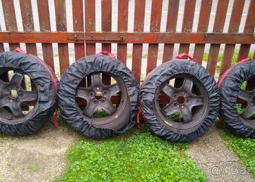 Predám disky s letnými a zimnými pneumatikami - znížená cena