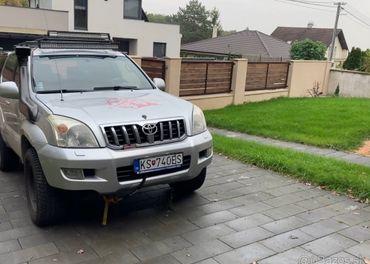 Predám Toyota Landcruiser 120