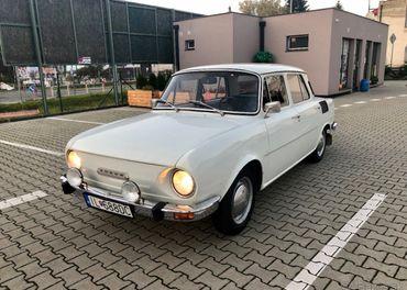 Škoda 100 1972