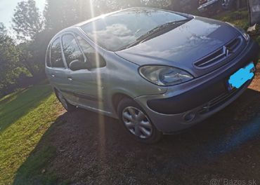 Predám Citroën Xsara Picasso 1.8i 85kw