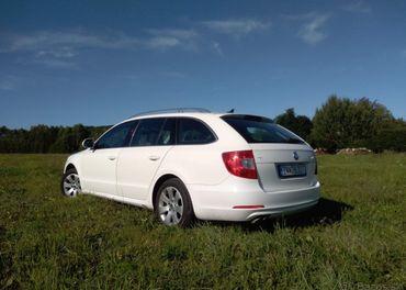 Škoda Superb 2.0
