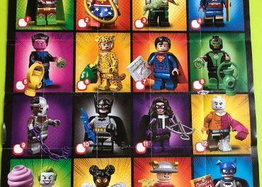 LEGO Minifigúrky 71026 DC Super Heroes séria kus 2,50