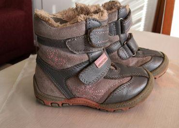 Zimné topánky Protetika v.23