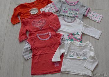 Oblečenie pre dievča, veľkosť 62