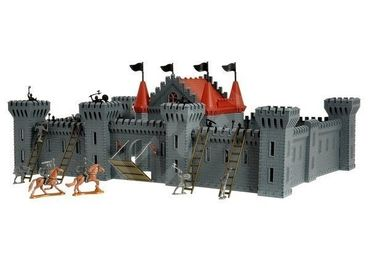 Simba hrad Falcon stredoveký pre deti