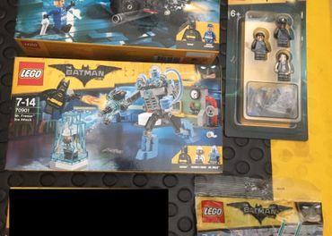 LEGO Batman Movie aj výmena
