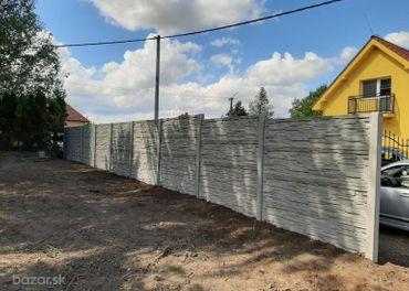 Betonove ploty-žarnovica