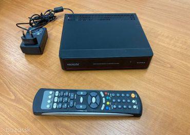Predám satelitný prijímač MASCOM MC270HDIR-USBPVR