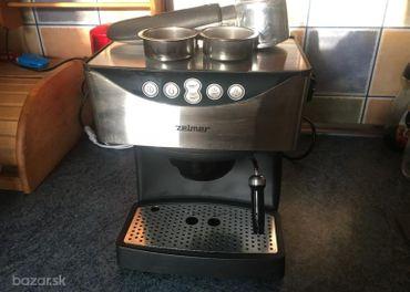 Predám pákový kávovar zn. Zelmer