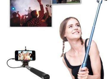 Selfie Stick - ručný selfie statív