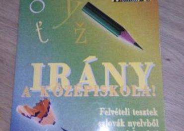 Maďarské knihy učebnice