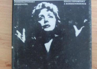 Edith Piaf - Simone Berteaut.