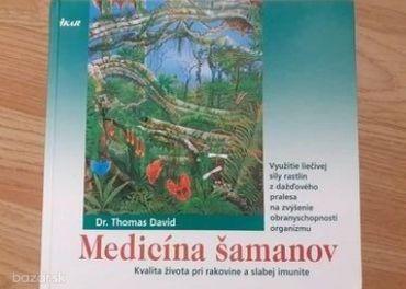 Medicína šamanov