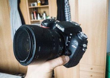 Nikon d7200 - výhodný set