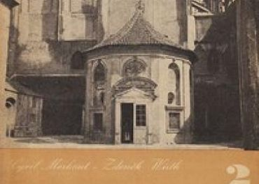 Merhout, Cyril: Zmizelá Praha 2