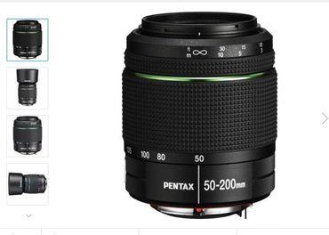 Objektív Pentax DAL-50 - 200 mm