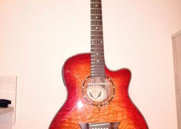 Elektro-akustická gitara DEAN EQA