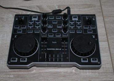 Predám HERCULES DJ CONTROL MP3 LE