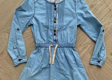 122-Next riflové šaty