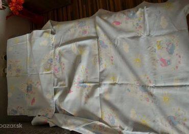 Detské návliečky s mackami