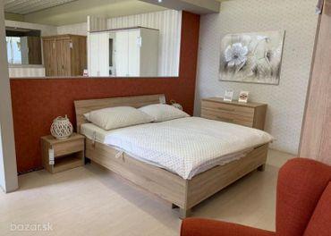 Predám čisto novú posteľ ešte originál v demontova