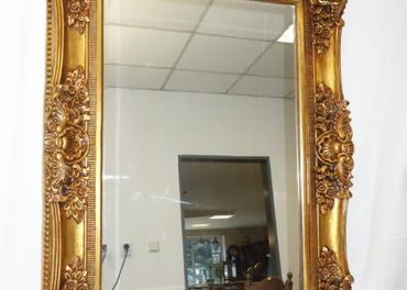 """Zrkadlo baroko """"BRONZ""""-DOVOZ ZDARMA."""