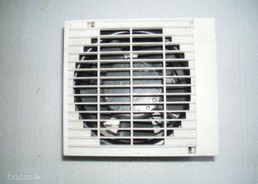 ventilátor – odsávač zápachu