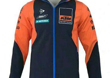 motocross Softshell bunda,