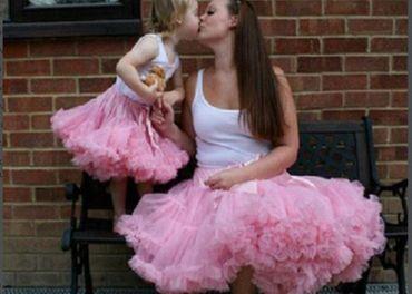 pettiskirt tutu Dolly sukňa rozne farby a velkosti