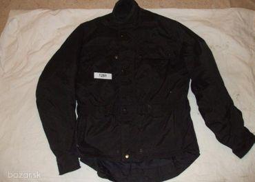Motorkárska textilná bunda č.1291