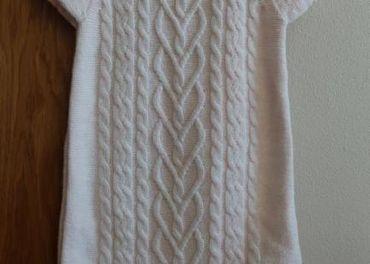 Pletené šaty Hm 92