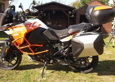 KTM Adventure 1290 S 2018