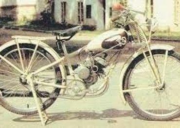karburátor Eska 1937