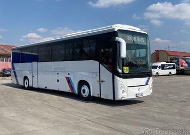 Irisbus Evadys 12,8m, euro 5, AS tronic, 450PS