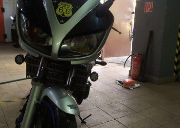 Predám Yamaha Fazer 600
