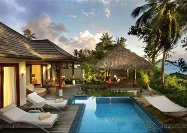 Predám Voucher - ubytovanie na dve noci na Seychelách