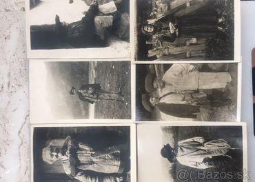 KAROL PLICKA staré pohľadnice