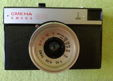 LOMO Smena 8M ruský kompaktný fotoaparát