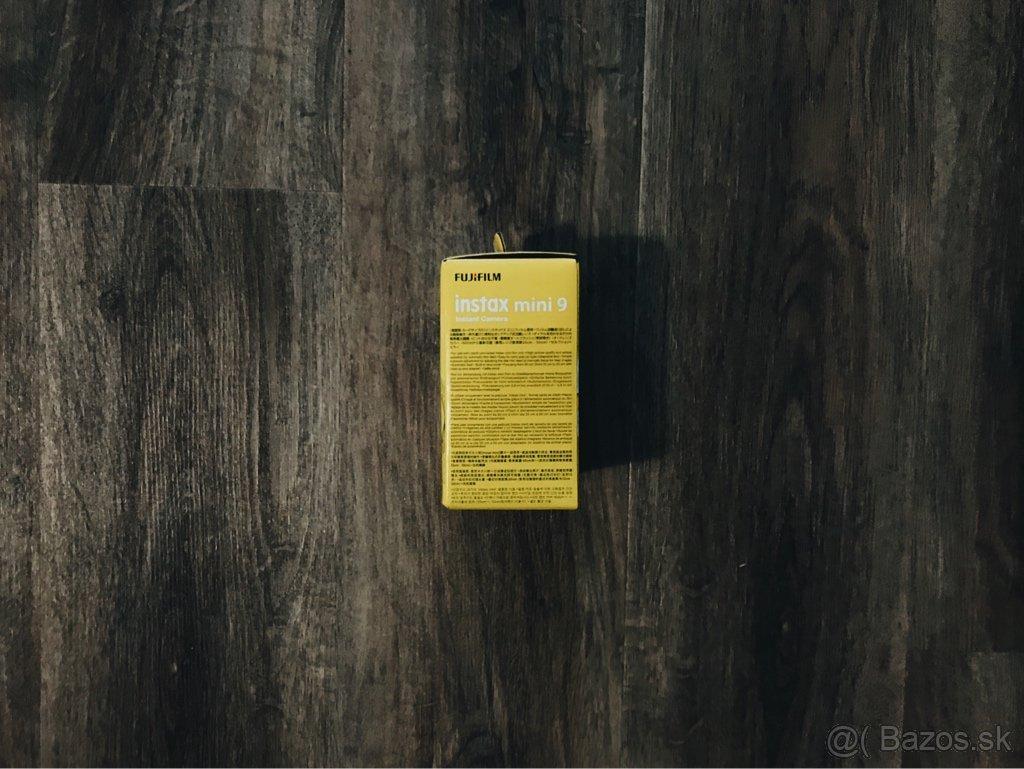 Fujifilm INSTAX 9 mini