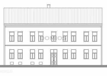 DOMIOS  predaj polyf. objektu (+ architekt. štúdia obnovy, 540,00 m2, pozemok 415 m2)