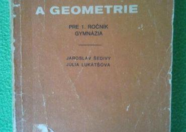 Úlohy z algebry a geometrie, Šedivý Jaroslav,