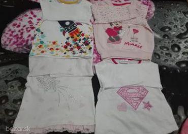 Balíček oblečenia pre dievča