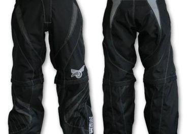 Nové nohavice/kraťasy 2v1 ACCESS MOTOR 600D M (30)