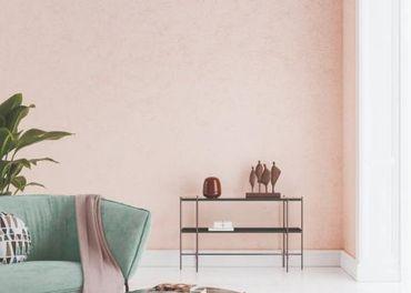 Nová rúžová dekoračná farba CANDIS Vintage Rose