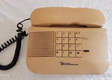 Predám telefóny TESLA