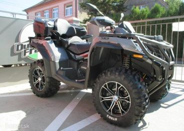 CFMoto Gladiator X1000 V-Twin EPS