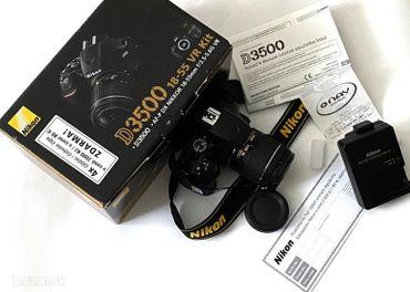 Nikon d3500 18 55 kit zaruka nay Komplet balenie